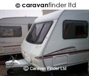 Swift Charisma 540 2006 caravan