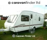 Swift Charisma 550 2006 caravan