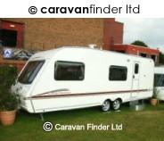 Swift Accord 590 2006 caravan
