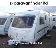 Swift Conqueror 645 LUX 2006 caravan