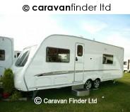 Swift Conqueror 655 LUX 2006 caravan