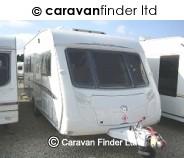 Swift Challenger 490 2007 caravan