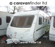 Swift Challenger 510 2007 caravan