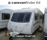 Swift Charisma 555 2007 caravan