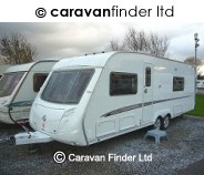 Swift Conqueror 655 2007 caravan