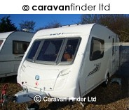 Swift Challenger 480 2008 caravan