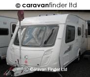 Swift Challenger 490 SE 2008 caravan