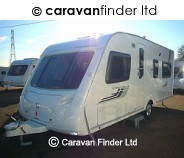 Swift Challenger 540 2008 caravan