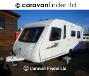 Swift Challenger 560 2008 caravan