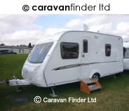 Swift Charisma 535 2008 caravan
