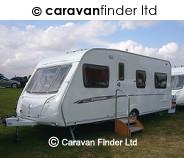 Swift Charisma 555 2008 caravan