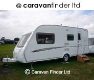 Swift Charisma 560 2008 caravan