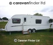 Swift Charisma 620 2008 caravan