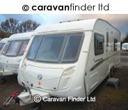 Swift Coastline 620 SE 2008 caravan