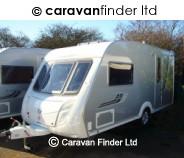 Swift Conqueror 480 2008 caravan