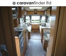 Used Swift Conqueror 530 2008 touring caravan Image
