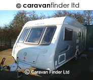 Swift Conqueror 530 2008 caravan