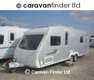 Swift Conqueror 630 2008 caravan