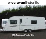 Swift Fairway 620 2008 caravan