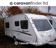 Swift Accord 555 2009 caravan