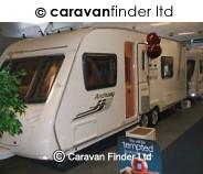 Swift Archway Caldecott 2009 caravan