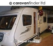 Swift Archway Hartwell 2009 caravan