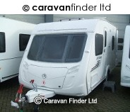 Swift Archway Tywell 2009 caravan