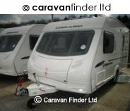 Swift Celebration 480 2009 caravan