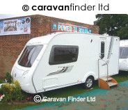 Swift Challenger 480 2009 caravan