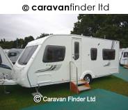 Swift Challenger 540 2009 caravan