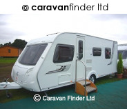 Swift Challenger 560 2009 caravan
