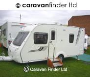 Swift Charisma 535 2009 caravan