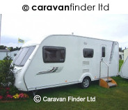 Swift Charisma 560 2009 caravan
