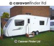 Swift Charisma 620 2009 caravan