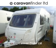 Swift Coastline 470 SE 2009 caravan