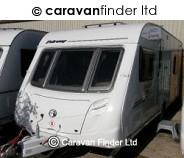 Swift Fairway 540 2009 caravan