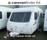 Swift Archway Tywell 2010 caravan