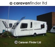 Swift Challenger 540 2010 caravan