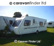 Swift Challenger 570 2010 caravan