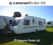Swift Challenger 570 2010 caravan