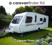 Swift Challenger 580 2010 caravan