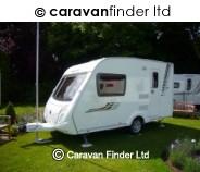 Swift Charisma 220 2010 caravan