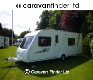 Swift Charisma 545 Harris 2010 caravan