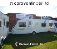 Swift Fairway 540 2010 caravan