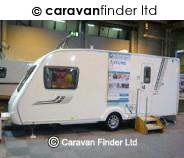 Swift Archway Barnwell 2010 caravan