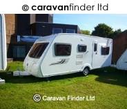 Swift Charisma 565 2010 caravan