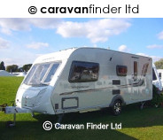 Swift Conqueror 530 2010 caravan