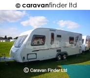 Swift Conqueror 630 2010 caravan