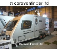 Swift Conqueror 645 2010 caravan