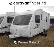 Swift Freestyle 470 2010 caravan
